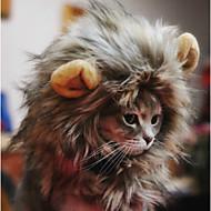 Γάτες / Σκυλιά Μπαντάνες & Καπέλα Καφέ Ρούχα για σκύλους Άνοιξη/Χειμώνας Στολές Ηρώων