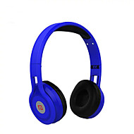 Langsdom D50 High Quality Noise-Cancelling Mike Big Earphone for iPhone and Other Phones(Assorted Colors)