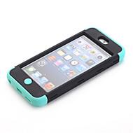 3-v-1 design národnost vzor Ochranné pevné pouzdro pro iPod Touch 6 Smíšený Barva
