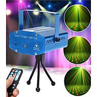LT - éclairage rouge + vert poids d'étape de laser mini clin distance (commande vocale / automoteur / distance)