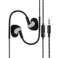 Naeny® S6 In–Ear Phones Noise Cancelling Stereo Metal Headphones Earbuds for iPhone6/6S/iPad and Android devices