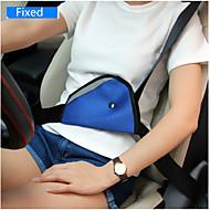 automobile triangolo cintura di sicurezza bambini dispositivo fisso per cintura di sicurezza dell'automobile dei bambini regolatore