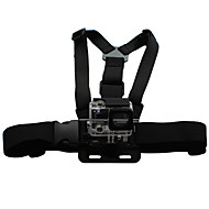 GoPro Camera Chest Belt Mount + Adapter + Screw