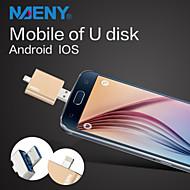 ios 32GB naeny® u-disk usb dati illuminazione driver istantaneo per iphone / ipad / ipod / mac / pc / OTG dispositivi Android