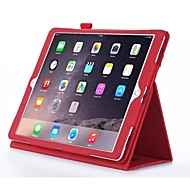 Newest Simple Flip Case Support Leather Case Computer Protection Shell for iphong ipad pro 12.9 Assorted Colors