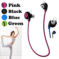 Sport Bluetooth Kopfhörer drahtlose Kopfhörer mit Mikrofon handfree Sportohrhörer für Samsung-Handy (Farbe sortiert)