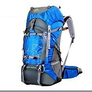 60 L バックパッキング用バックパック トラベルダッフル リュックサック 狩猟 登山 キャンピング&ハイキング 旅行 防水 防雨 耐久性 防湿 耐衝撃性の 多機能の 丰途
