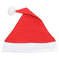 Zdobienia - Czerwony - Tekstylny - ( Święta Bożego Narodzenia )