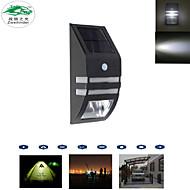 pannello solare lampade alimentate corpo umano movimento della parete del sensore giardino luci notturne sconce all'aperto