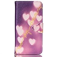Heart Painted PU Phone Case for iphone6/6S