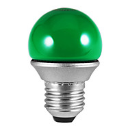 5 pcs E26/E27 3W 9 SMD 3528 300-350 LM Red / Blue / Green G60 LED Globe Bulbs AC 220-240 V