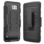Armor Hybrid Heavy Duty 3 in 1 Combo Triple Full Stand Cover Case For GALAXY Note5 Note4 Note3 Note2