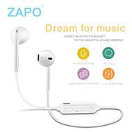 Zapo BT66 nuevo estilo 4.1 perfecta deportes estéreo bluetooth estilo auricular