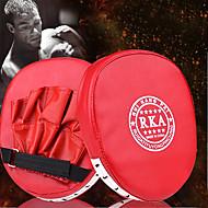 Boxing Punch Pads Training Sanda Mitts Martial Muay Thai Karate Kick Kit Curved Hand-Target