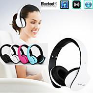 drahtlose Bluetooth-Kopfhörer Kopfhörer Earbuds Stereo faltbare Freisprech-Headset mit Mic für iPhone 6puls 6s