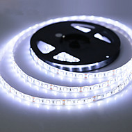 LED Light Strip Light-emitting Diode 3528SMD 300LED Waterproof(IP44) White Light DC12V 5M/Lot