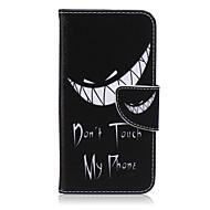 Teeth Pattern PU Material Card Lanyard Case for Samsung Galaxy S6 edge/S3/S4Mini/S6/S5/S4/S6 edge+