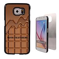 For Samsung Galaxy Case Pattern Case Back Cover Case Word / Phrase PC SamsungS6 edge plus / S6 edge / S6 / S5 Mini / S5 / S4 / A8 / A7 /