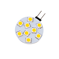 YouOKLight® G4 4W 3000K 380lm 9-SMD 5050 LED Warm Light Household Lighting Lamp - (DC8~30V)
