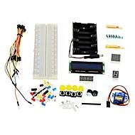 grunnleggende læring kit for arduino universell acessory kit
