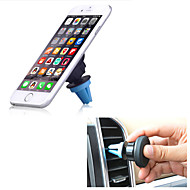 The New Second Generation of Magnets Out of the Air Outlet Phone Bracket for iPhone and Others(Assorted Colors)