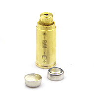 CAL: 9MM Cartridge Bore Sighter Red Dot Laser Boresighter Sight Hunting Copper