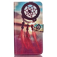 dreamcatcher geschilderd pu telefoon geval voor Galaxy grand prime / kern prime / kern plus / kern LTE / Xcover 3 / J5 / J7 / ace 3 / tred