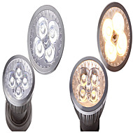 4W 4LED 400LM LED Spotlight Lighting  10-18V  Silver
