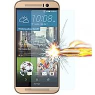 gehard glas screen protector film voor HTC One M9