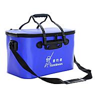 Fisherman Caja de pesca Caja de equipamiento Impermeable 1 Bandeja 35*24*24 EVA