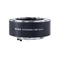 kooka de-n25 tube d'extension laiton af avec exposition automatique TTL pour Nikon entrée de 25mm SLR
