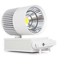 1 pieza MORSEN 30 W 1 COB 3000 LM Blanco Cálido / Blanco Fresco Decorativa Luces LED de Rail AC 85-265 V
