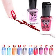 Temperature Change/Gradient Color Soak-off Nail Polish(11ml,11-20# Color Available)