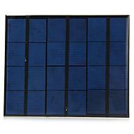 3.5W 6V الناتج USB السيليكون أحادية الألواح الشمسية لديي