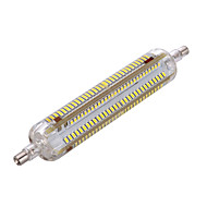 YWXLIGHT® R7S 118MM 18W 228*3014SMD 1650LM 360° Warm/Natural/Cool White Decorative Corn Bulbs AC 220-240V 1 pcs