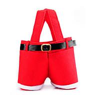 クリニーククリスマス休暇赤い結婚式のキャンディーギフトバッグ