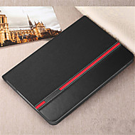 Hybrid Fashion Stand Flip Cover Business Folio PU Leather Case For iPad Air 2 (Assorted Colors)