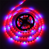 1Pcs MORSEN® Hydroponic Systems Led Plant Grow Light Waterproof  Led Grow Strip Light 300LEDS   Full specture Grow Box