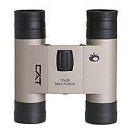 Bosma 10 25 mm Binóculos PaulImpermeável / Fogproof / Genérico / Case de Transporte / Roof Prism / Alta Definição / Ângulo Largo / Eagle