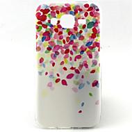 Voor Samsung Galaxy hoesje Patroon hoesje Achterkantje hoesje Ballon TPU Samsung J5