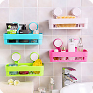 Cosmetics Storage Bathtub / Shower Plastic Multi-function / Storage