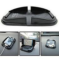 ziqiao Armaturenbrett klebrige Auflage-Matte Anti rutschfeste Gadget Handy-GPS-Halter Innen Artikel Zubehör