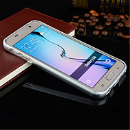 For Samsung Galaxy etui Andet Etui Bagcover Etui Helfarve PC for Samsung S6