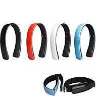 drahtlose Bluetooth-Kopfhörer Kopfhörer Earbuds Stereo faltbare Freisprech-Headset mit Mikrofon für Samsung s5 s6