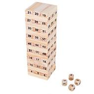 mini Wiss leker balanse 54 treklosser leketøy