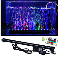 6W LED Aquarium Lights 50 SMD 5050 lm RGB Remote-Controlled / Decorative / Waterproof AC 100-240 V 1 pcs