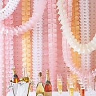 Környezetbarát anyag Esküvői dekoráció-1db / Set Tavasz Nyár Ősz Tél Nem személyesíthető
