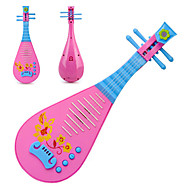 Pink Lute Musical Instruments Music Toys for Kids