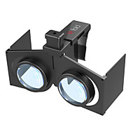 VR v1の3D仮想現実メガネを折る - 黒