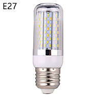 1 pcs YWXLIGHT E14 / E26/E27 8W 120 SMD 3014 700 LM Warm White / Cool White B Decorative LED Corn Lights AC 24 / DC 24 V